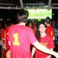 世界杯决战夜之世博西班牙馆